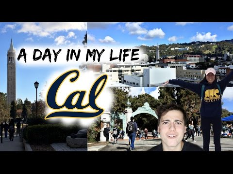Day in My Life - UC Berkeley!