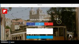 How To Use Flipboard