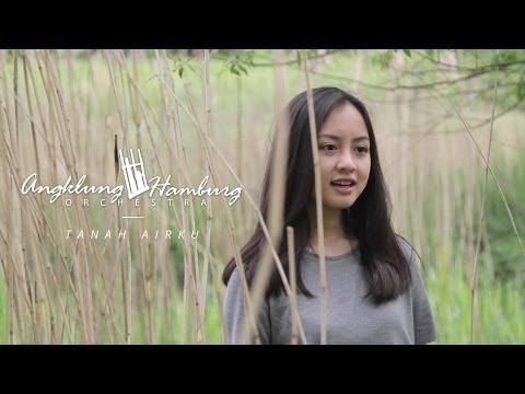 Tanah Air - Angklung Hamburg Orchestra ft. Gita & Paulus