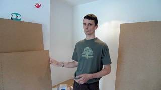 "Vid 2 Eco Children's Bedroom Project ""marco"" Eco Fitted Bedroom Furniture"