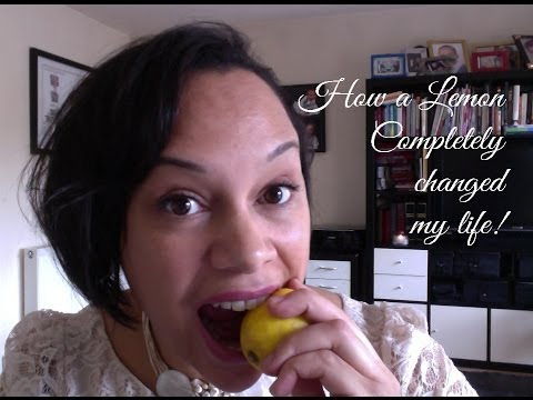 Breast Cancer - How a Lemon has changed my life!!