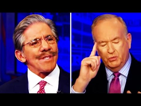 Bill O'Reilly Calls Geraldo Un-American for Suspecting Trump Campaign of Russia Connections
