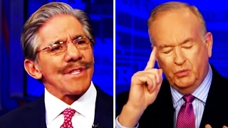 Bill O'Reilly Calls Geraldo Un-American for Suspecting Trump Campaign of Russia Connections