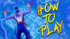 HOW TO PLAY: FORTNITE!