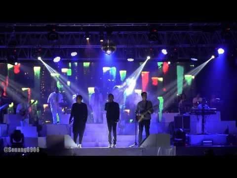 Tulus ft. RAN - Kita Bisa @ Konser Gajah Jakarta [HD]