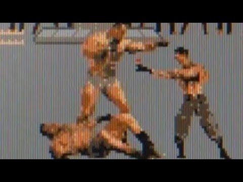 Pit Fighter (Lynx) Playthrough - NintendoComplete