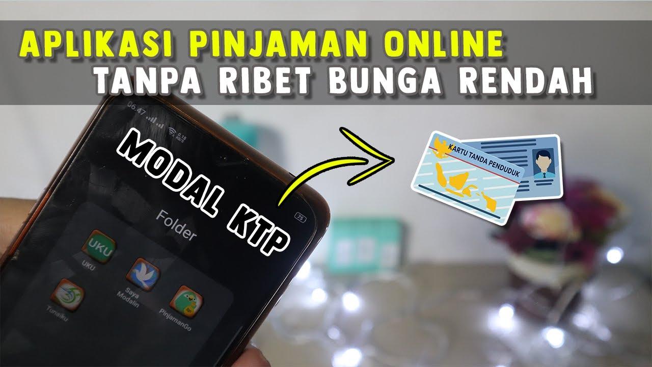 4 Aplikasi Pinjaman Online Cepat Cair Hanya Pakai Ktp Tanpa Ribet