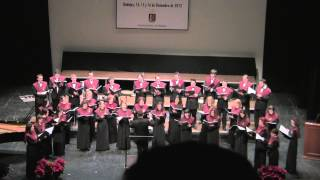Hay quien precisa - Silvio Rodríguez (Coro UEX) (XV Encuentro corales Hno. Daniel)