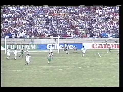 1996 February 3 South Africa 2 Tunisia 0 African Nations Cup