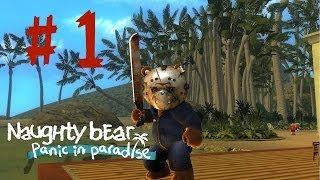 "Naughty Bear: Panic in Paradise - #1 ""Let"