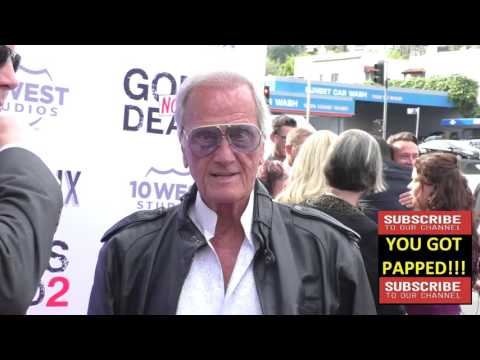 Pat Boone at the Gods Not Dead 2 Premiere at Directors Guild in West Hollywood