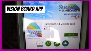 How To Create A Digital Vision Board On Your Phone 2016