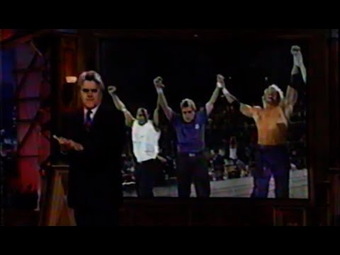 Download The Tonight Show with Jay Leno - WCW Road Wild Highlights (1998-08-10)