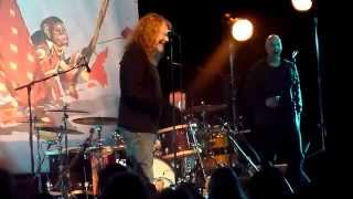 HD - Rock and Roll - Robert Plant Band of Joy (Led Zeppelin cover) Live in Toronto January 22 2011