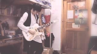 薄紅 COVER ギター LACCO TOWER guitar