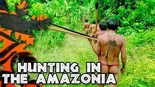 Hunting In The Amazonia