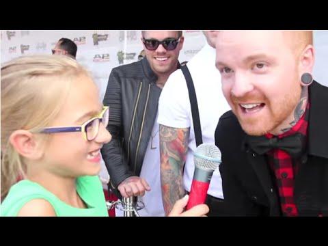 APMAs: Kids Interview Bands - Memphis May Fire