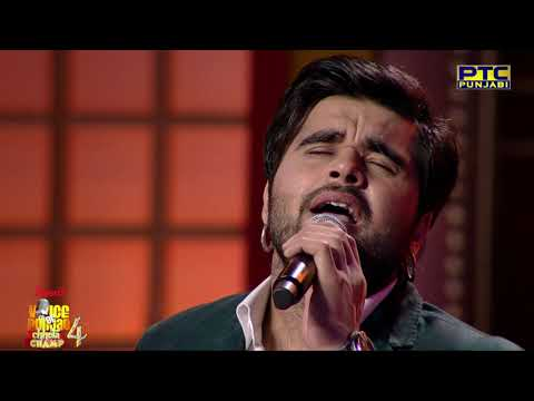 Ninja   Hawa De Varke   Kamal Khan   Live   Studio Round 12   Voice Of Punjab Chhota Champ 4