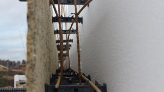 Как построить дом своими руками: Опалубка Армопояс Фундамент Стены(Хотите построить дом своими руками и при этом сэкономить время и деньги ? Несъемная опалубка - лучшее решени..., 2014-12-23T10:26:48.000Z)