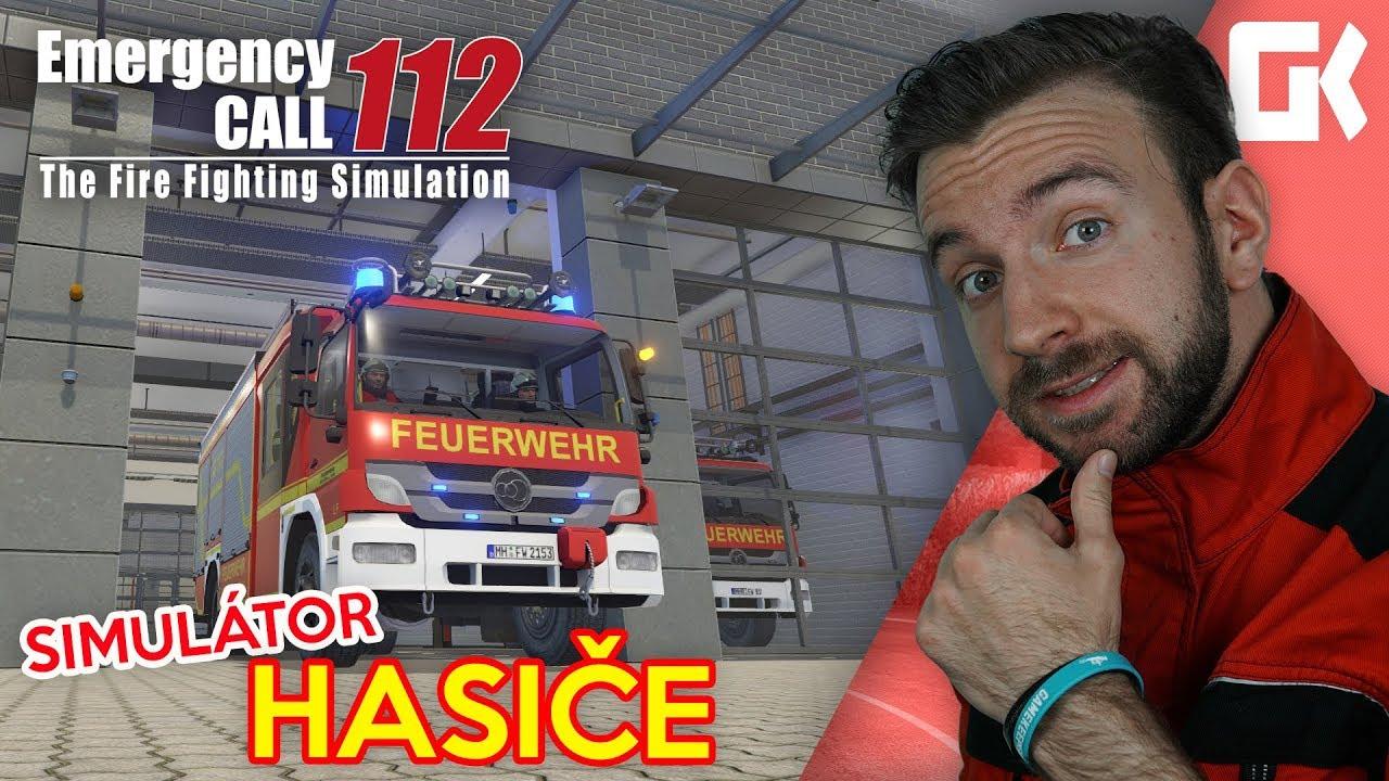 SIMULÁTOR HASIČE!   Emergency Call 112