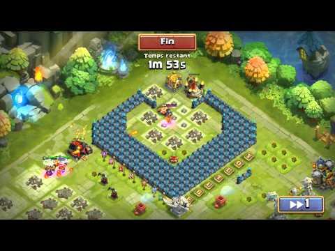 [Castle Clash FR] Best Raid Ever^^