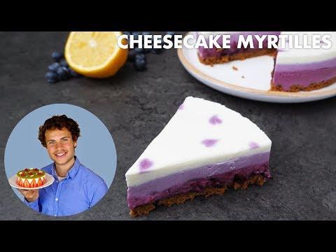 recette-du-cheesecake-aux-myrtilles