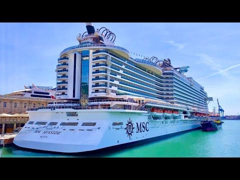 MSC Seaside Cruise in 2021