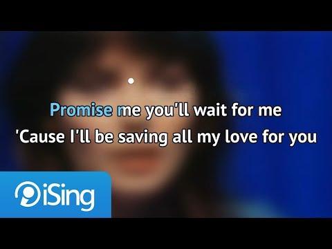 Beverley Craven - Promise Me (karaoke iSing)