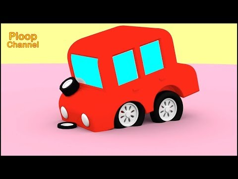 Cartoon Cars - MAKING TRUCKS! - Childrens animation Cartoons for kids