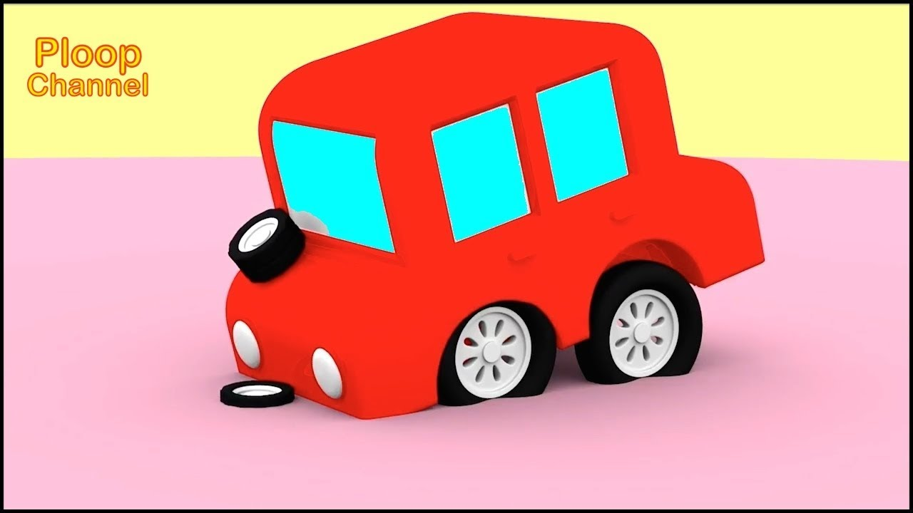 Cartoon Cars Making Trucks Childrens Animation Cartoons For Kids Youtube