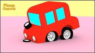 Cartoon-Autos - TRUCKS zu bauen! - Kinder-animation, Cartoons für Kinder