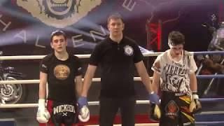 Руслан Ахметшин (Варяг) - Абдулла Дадаев (Файтер)