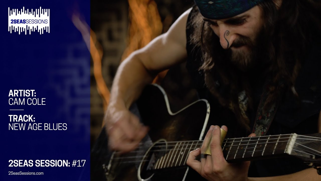 Download ★ Cam Cole - New Age Blues - 2 Seas Sessions Bahrain - Session #17