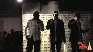Cold Crush Brothers and Big Daddy Kane Part 1  37th Anniversary of The Universal Zulu Nation 2010 11 13 DreadInNY