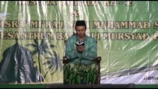 Wisuda Tahfidz Pesantren Bani Ali Mursyad - Banaran part 2