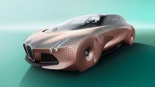 Концепт компании BMW Vision Next 100 (2016)/Новый автомобиль.Обзор БМВ Vision Next 100