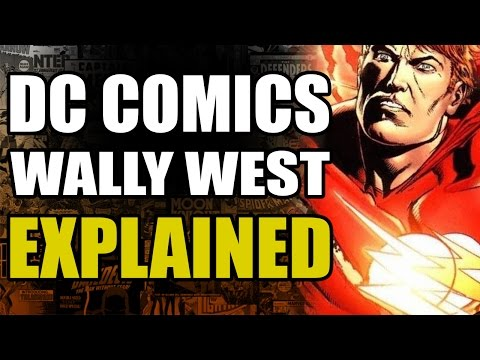 The Flash Rebirth: Pre New 52 Wally West Explained