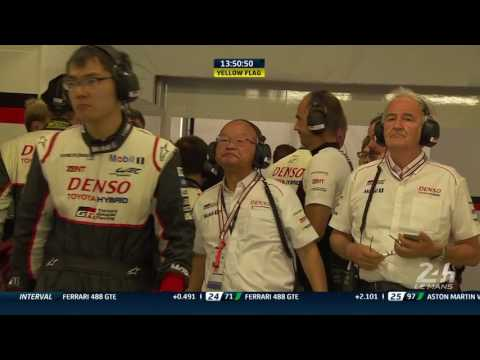 2017 24 Hours of Le Mans - Race hour 11 - REPLAY