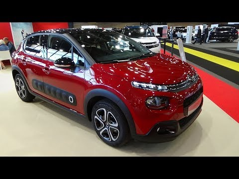 2019 Citroen C3 PureTech 110 Shine - Exterior And Interior - Salon Automobile Lyon 2019
