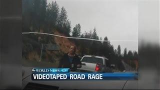 WEBCAST: Video Captures Wild Road Rage Incident