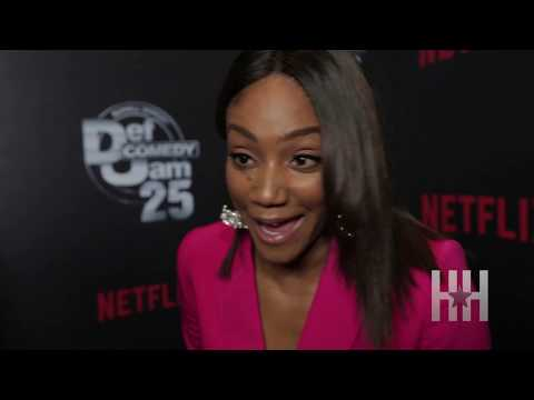 Tiffany Haddish: Dave Chappelle & Chris Rock Are Funnier Than Amy Schumer