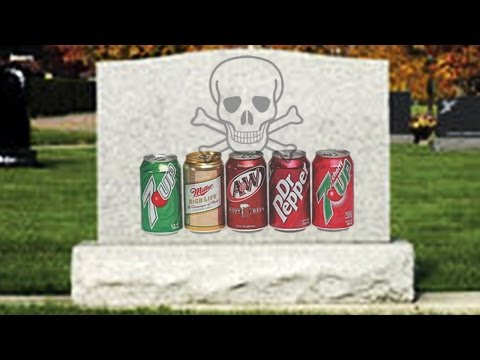 You'll Never Drink Soda Pop Again After This