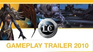 Last Chaos - Action MMORPG - Gameplay Trailer 2010