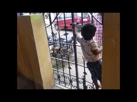 Cute Kid Adhirudran Never give up Motivational WhatsApp status