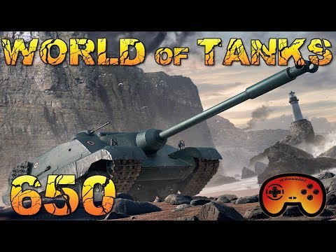 Die Legende is BACK #650 World of Tanks - Gameplay - German/Deutsch - World of Tanks