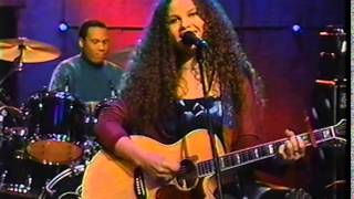 "Alana Davis - ""32 Flavors"" Live on Conan 1998"