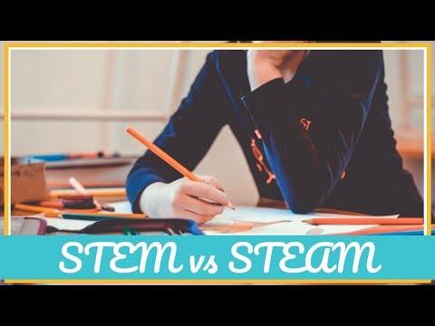 STEM vs STEAM