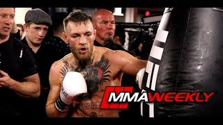 Is Conor McGregor Going to Arbitrate Boxing's Rules Against Floyd Mayweather?