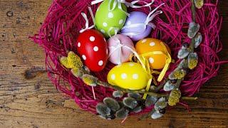 Creative Easter Ideas / Подборка интересных идей для оформления  праздника ПАСХА