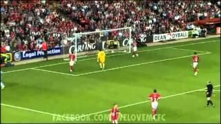 Bristol City 1-2 Man City 2007/2008